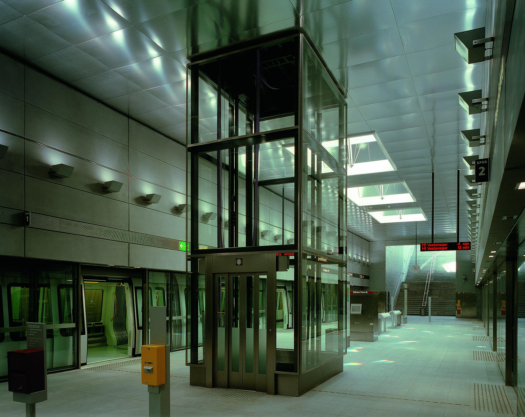 The Copenhagen Metro Universal Design Case Studies